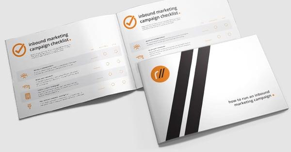 inbound marketing checklist graphic